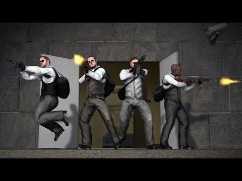CS GO: Cooperative Map #4 Trailer