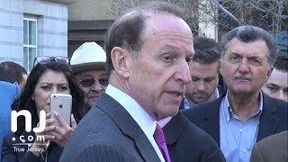 Abbe Lowell speaks after Menendez mistrial