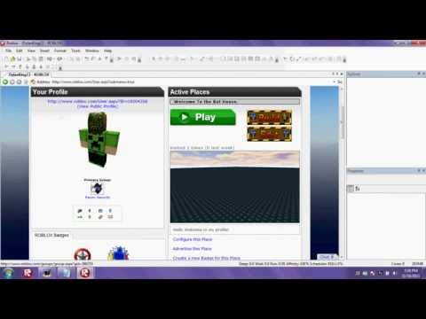 [Roblox]:How to make Group Spawn (ROBLOX STUDIO 12) WORKS FOR 13
