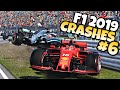 F1 2019 CRASHES 6