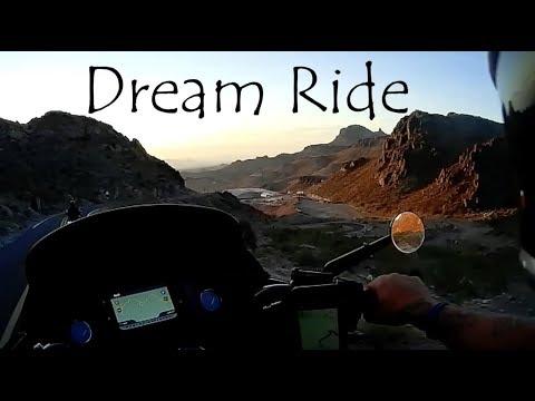 Kingman to Oatman Route 66 / Moto Vlog 2
