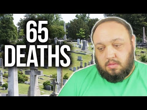 Coping With Grief (65 Deaths in 2.5 Years)