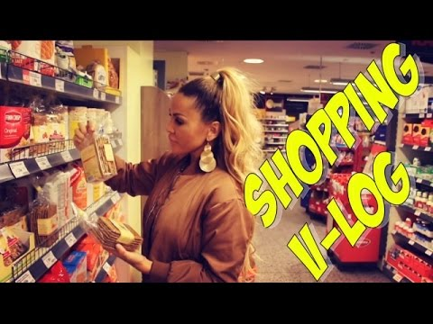 V Log Supermarkt Und Shopping Mit Shopkick