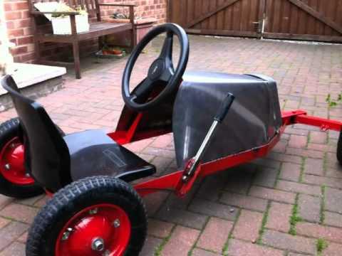 Joes Soapbox Racer...The Build