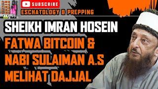"""Sheikh Imran Hosein """"Dajjal 38:34 & Fatwa Matawang Crypto"""" (Malay)"""