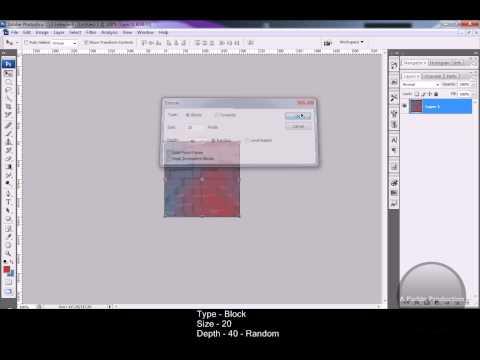 How to make 3D-Boxs *V2* (Photoshop CS3 Tutorial