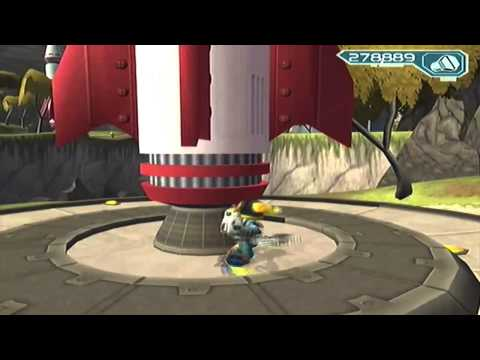 Ratchet And Clank 2: Going Commando 100% Run (HD Version) Part 31: All The Skill Points!