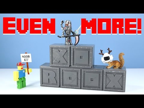 Even More RoBLOX Series 1 Mystery Boxes Jazwares & Epic Mini Games