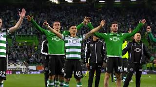 Sporting - Porto: Festa leonina no final (Taça Portugal)