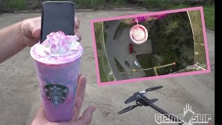 Unicorn Frappuccino PROTECTS Galaxy S8!   What