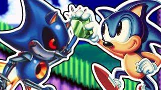 Sonic EXE: Nightmare Beginning! (Full Playthrough)