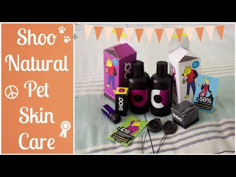 Shoo Natural - Review & Try Out | TheDogBlog