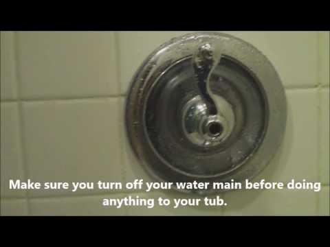 Homesteading - Tub Stem Stripped (Tub Handle Spinning)