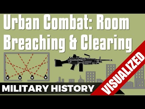 Urban Combat - Room Breaching & Clearing - US Army (2011)