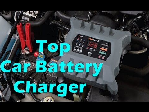 Top 5 Best Car Battery Charger 2018
