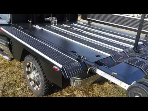 Sled deck.  Hydraulic sled deck. ATV deck. Utv deck. Jet ski deck.flat bed.hydraulic flat bed