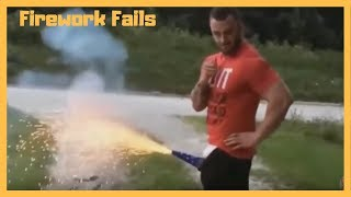 Firework Fails - Funny Compilation | Try Not To Laugh