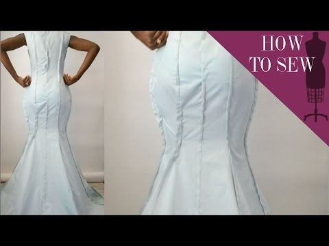 How To Make Your Drape Pattern Fit Your Size/Custom Sizes
