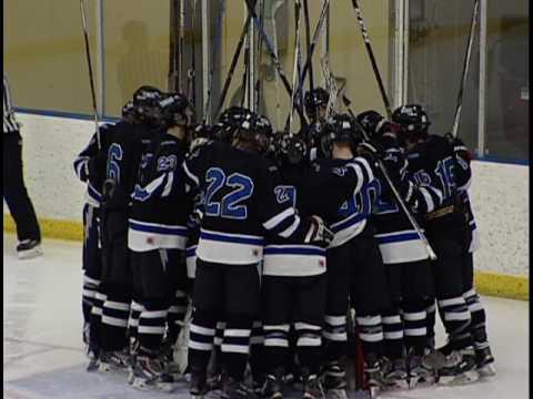 Boys Hockey - Section 4AA Quarterfinal - WBL vs Tartan - 2/25/17