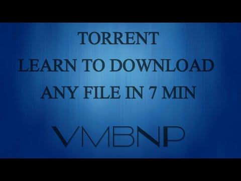 Downloading anything from Torrentz (7min Tutorial)