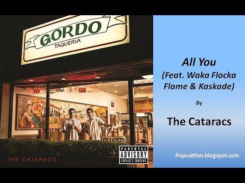The Cataracs - All You (Feat  Waka Flocka Flame & Kaskade)