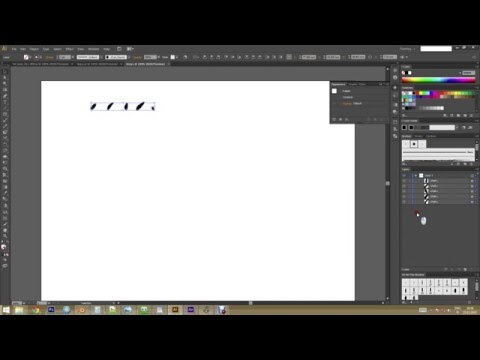 Illustrator How to turn sublayers into layers