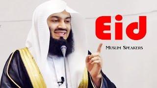 How should a Muslim Celebrate Eid? - Mufti Menk