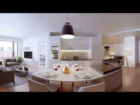 Virtual Tour VR - La Tours des Canadiens - CH Towers 3D Inside 360 VR