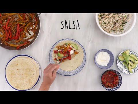How to Make Chicken Fajitas | Dinner Tonight | MyRecipes