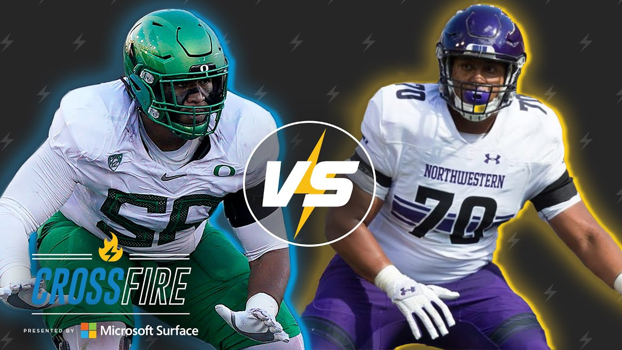Draft Experts Rate Sewell vs. Slater: Who is the Best Tackle in the 2021 Draft?