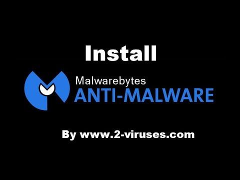 How to Download And Install Malwarebytes Anti-Malware