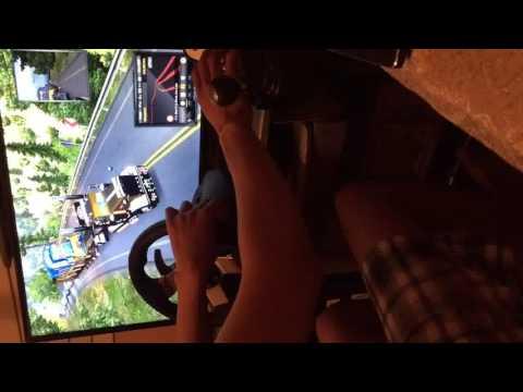 Euro Truck Simulator Jamaican style part one