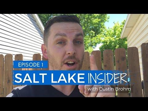 Salt Lake Insider | Episode 1 | Draper Lifestyle Magazine, Nitro Circus, & Rally For Ruby Fun Run