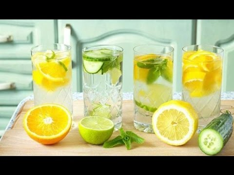 A Recipe For Fat Flush Water It Literally Flushes Fat