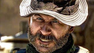 CALL OF DUTY MODERN WARFARE All Cutscenes Movie (2019) 1080p HD