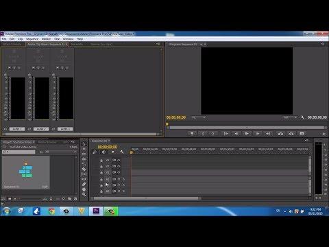 Adobe Premiere Pro CC : Getting Started