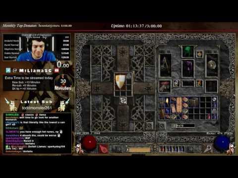 Diablo 2 - Llama Luck #Spirit