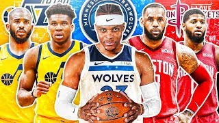 7 BEST NBA TEAMS IF EVERY PLAYER WAS DRAFTED ONE PICK EARLIER