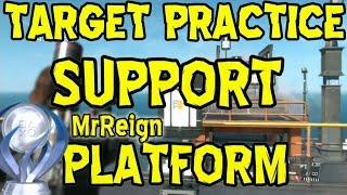 mgs5 target practice videos