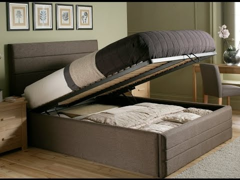 Ideas for Storage Beds