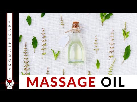 DIY Massage Oil
