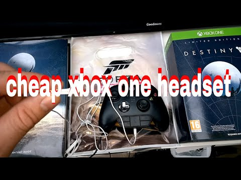 CHEAP XBOX ONE STEREO HEADSET