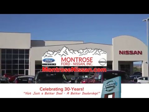 Nissan New Year, Montrose, CO