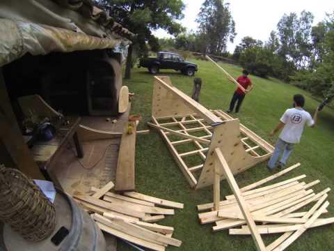 Half pipe Talca construccion