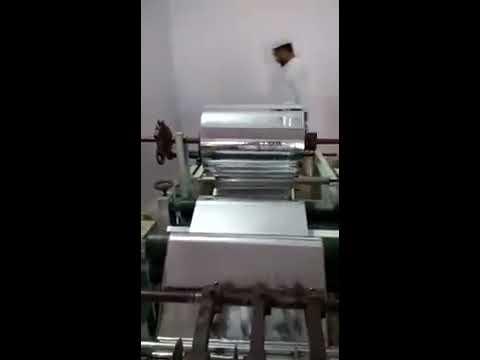 Combo Lemination and Sleting Machine