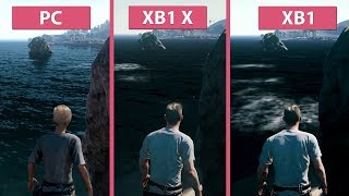 [4K] PUBG – PC Ultra vs  Xbox One X vs  Xbox One Frame Rate Test & Graphics  Comparison - getplaypk