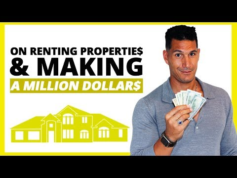 On Renting Properties & Making A Million Dollars At 28