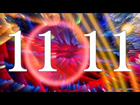 11.11 Stargate - High Magick and Manifestation - 11th November 2016