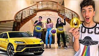 Find the Golden Egg, Win the Car - Egg Hunt Challenge