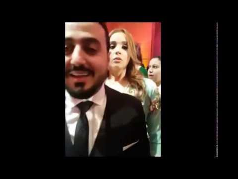 Xxx Mp4 اطلالة رائعة لرشيد شو وزوجته بزفاف ايمان الباني ومراد يلدريم Murat Yildirim Ve Imane El Bani 3gp Sex